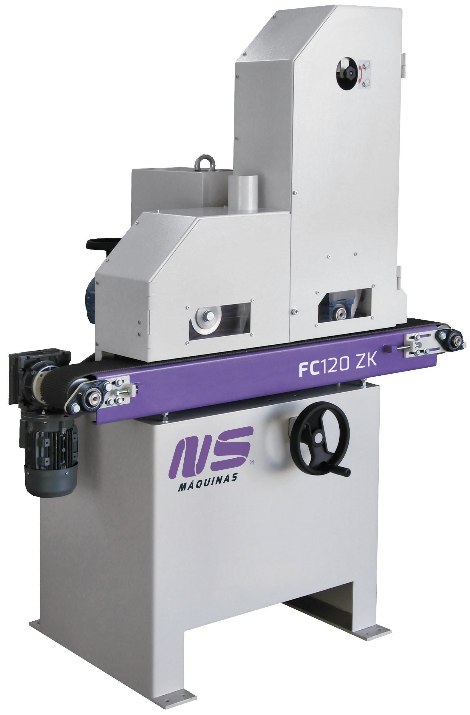 Flat Bar and Rectangular Finishing Machines - FC120