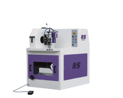 Round Tube Finishing Machines - MLW100