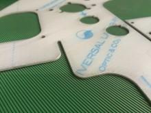 Plastic Protection Metal Sheet Edge Rounding