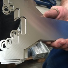 Parts Deburring and Surface Finishing