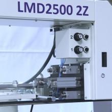 Long Belt Finishing Machines - LMD2500 2Z