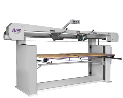 Long Belt Finishing Machines - LMD2500