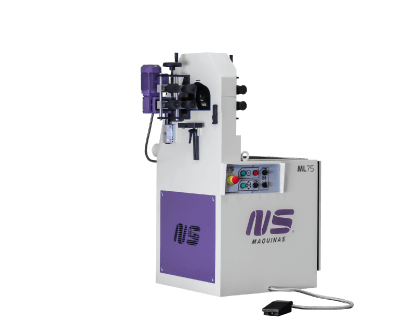 Round Tube Finishing Machines – ML75