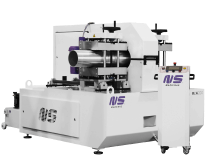 Round Tube Finishing Machines – MLW200