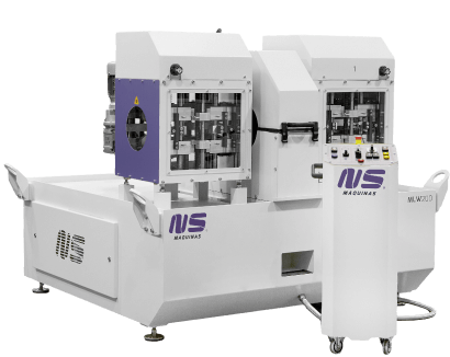 Round Tube Finishing Machines - MLW200TC