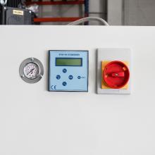 dust extractor controls