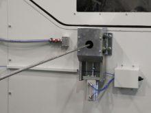 wire finishing machine